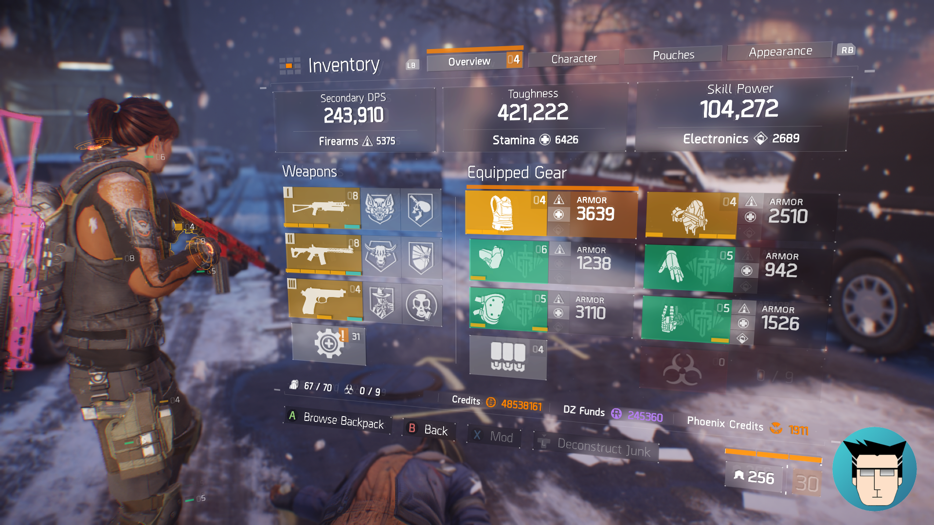 Overview   Buffed with Pulse: Tactical Scanner
