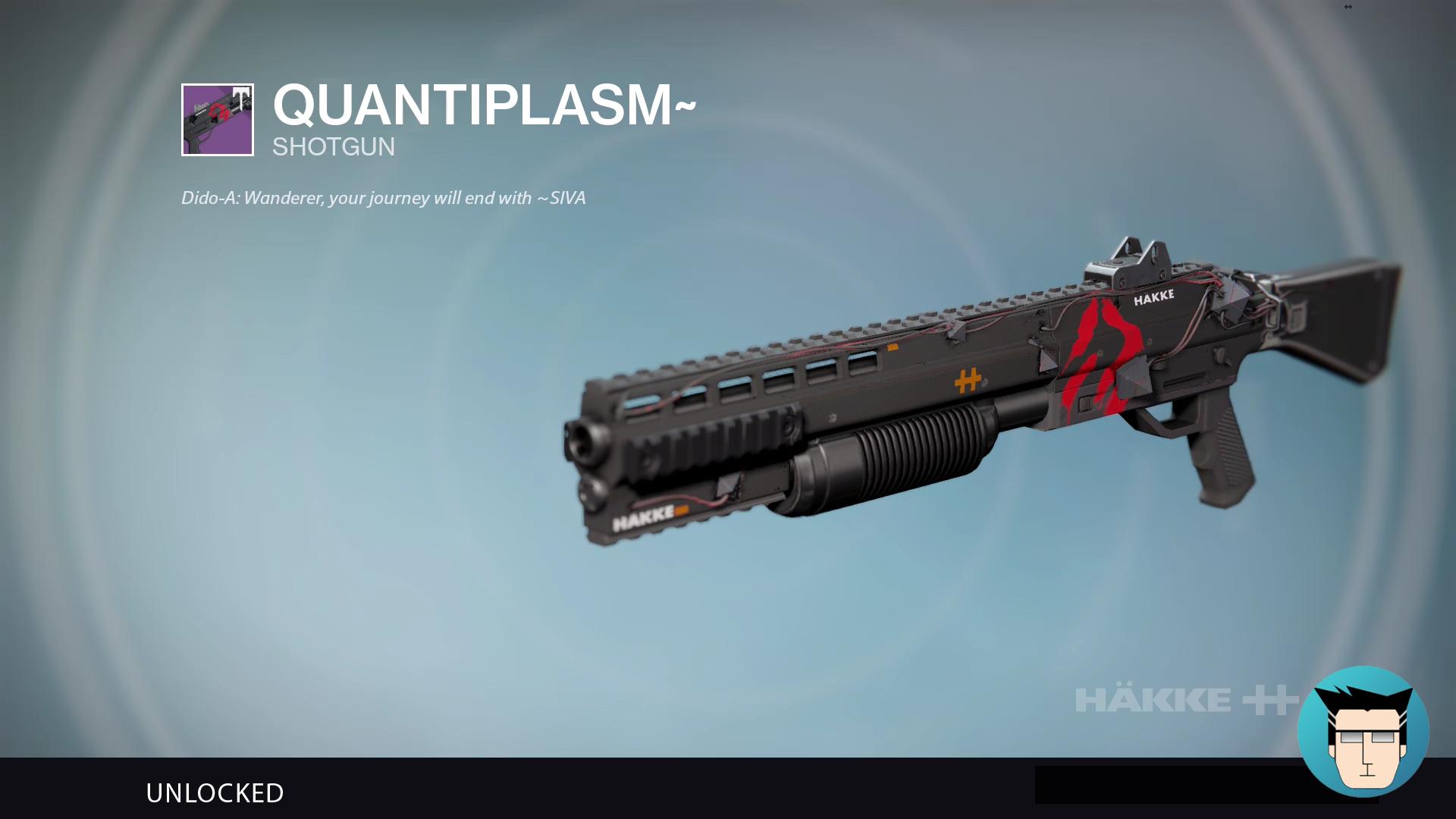 Quantiplasm~   Unlocked