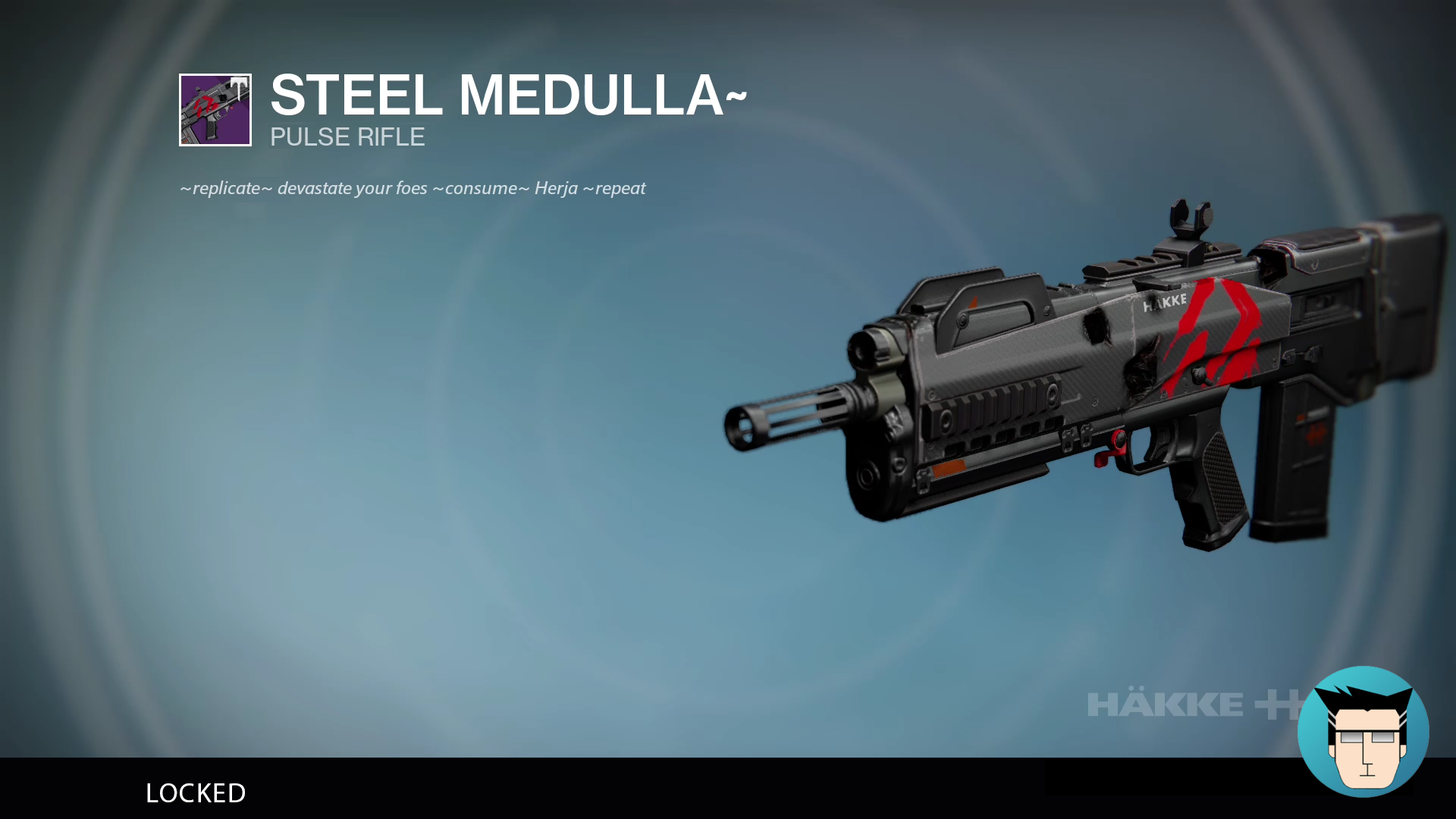 Steel Medulla~ | Locked