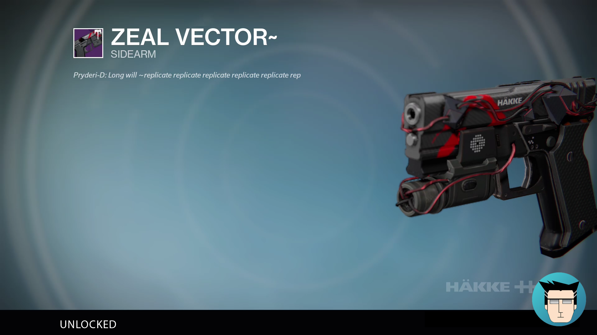 Zeal Vector~ | Unlocked
