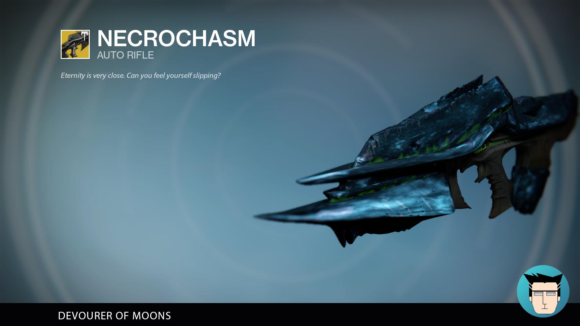 NECROCHASM | DEVOURER OF MOONS