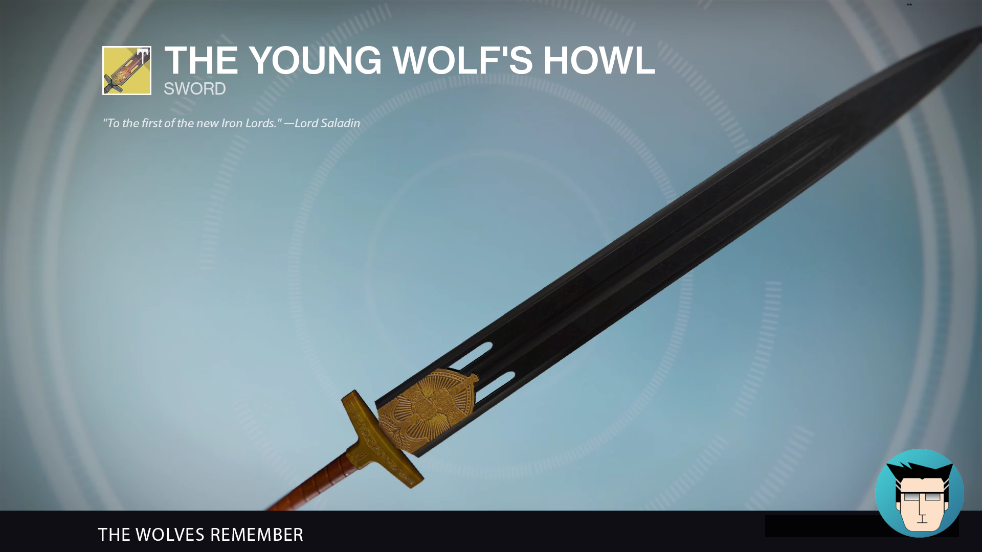 THE YOUNG WOLF'S HOWL | THE WOLVES REMEMBER
