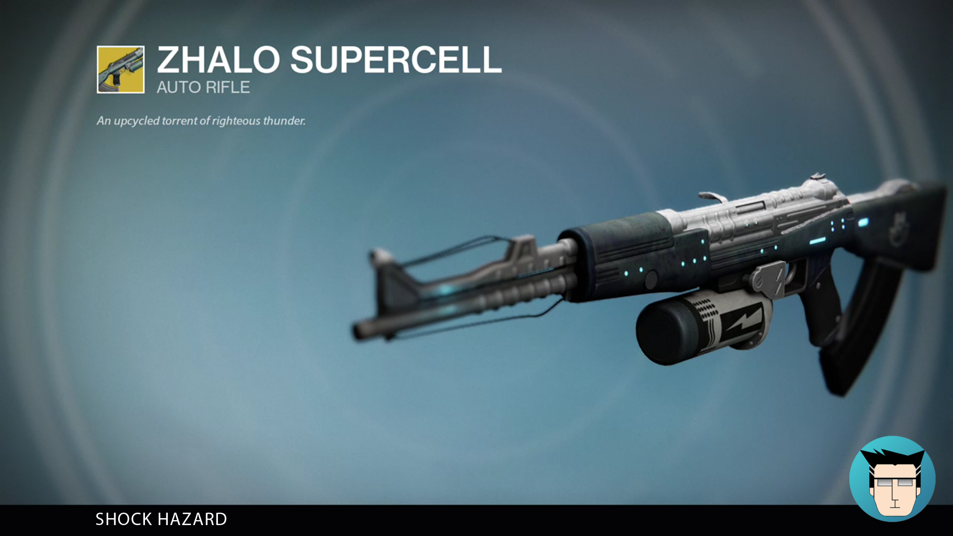 ZHALO SUPERCELL | SHOCK HAZARD