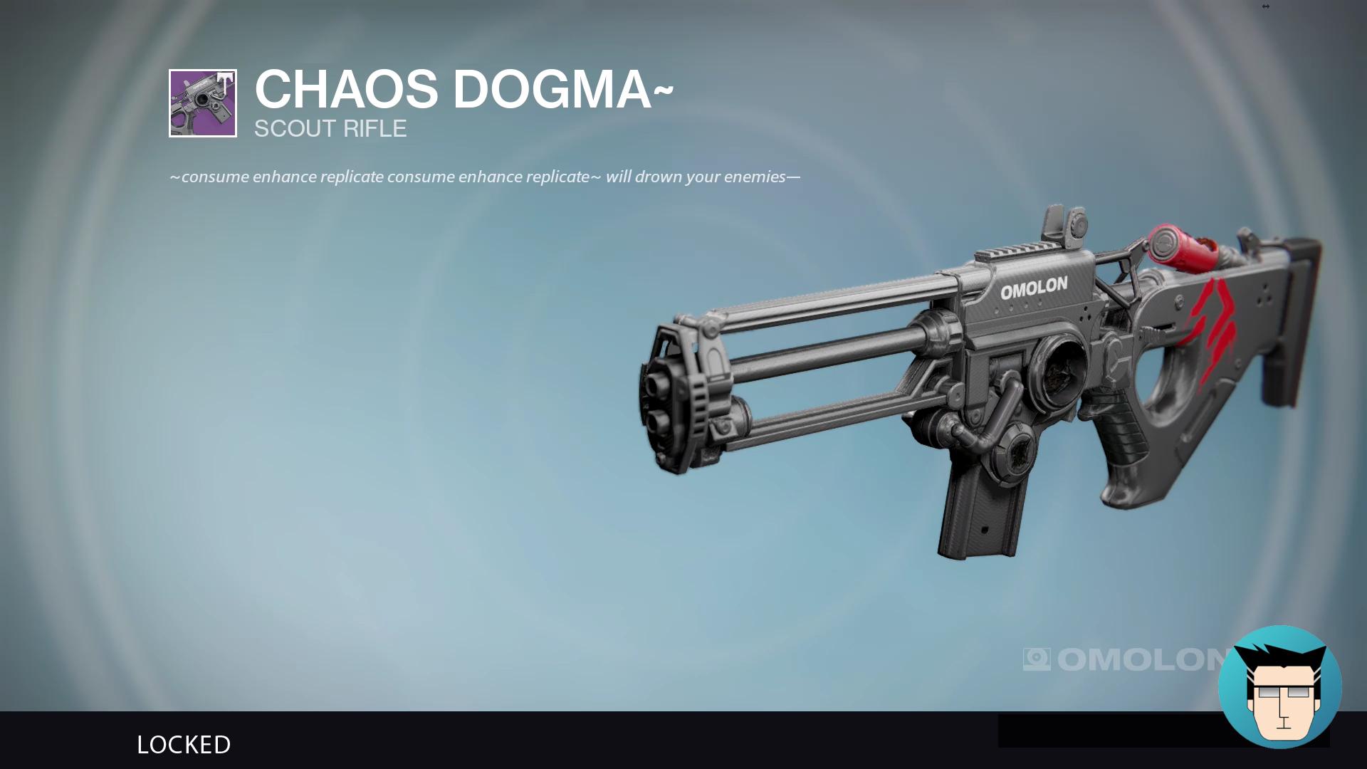 Chaos Dogma~ | Locked